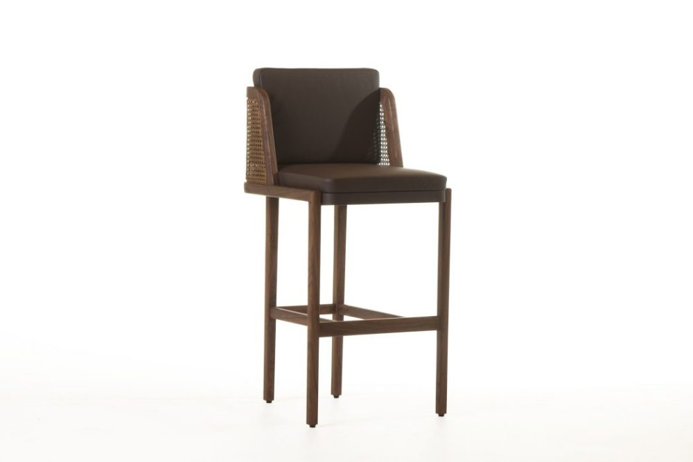 Metal Bar Stools With Leather Seats