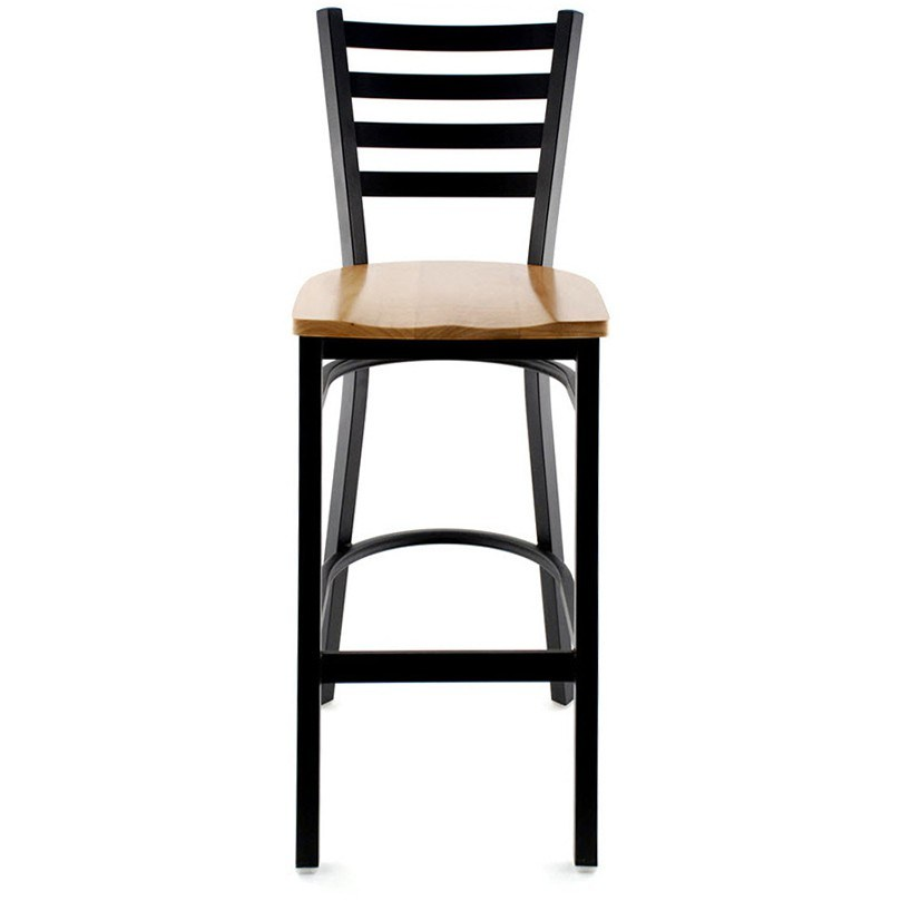 Metal Bar Stools With Low Back