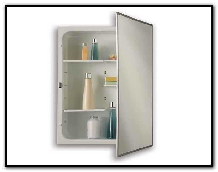 Metal Medicine Cabinet Shelves