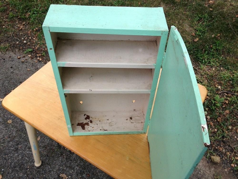 Metal Medicine Cabinet