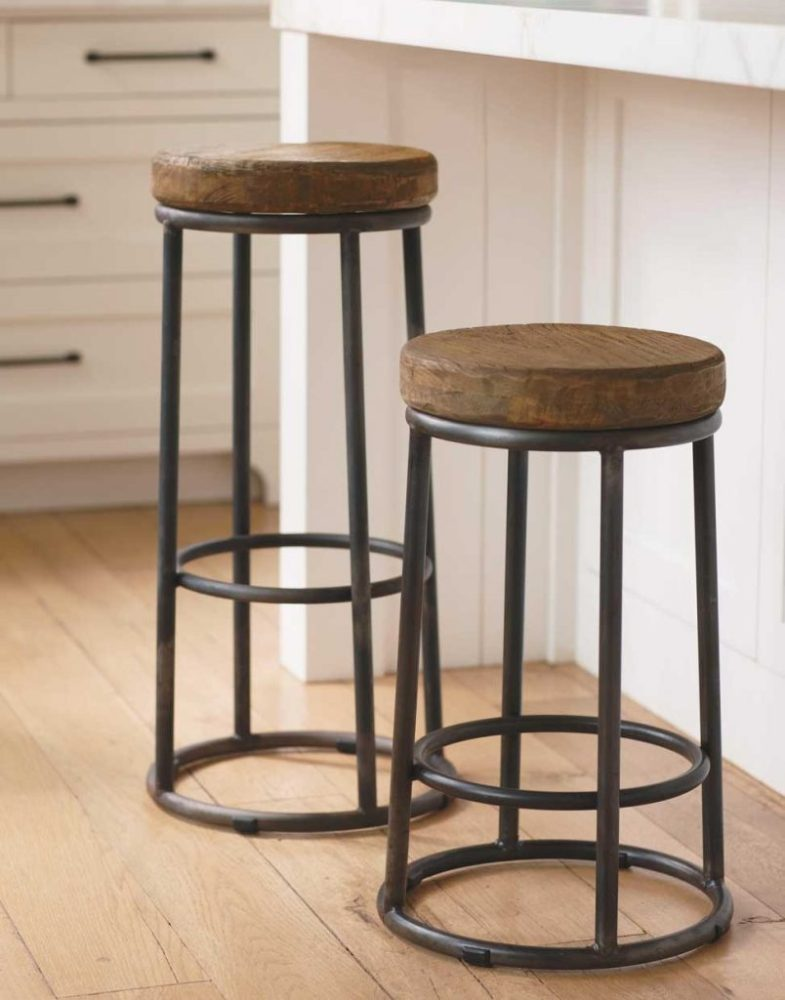 Metal Vs Wood Bar Stools