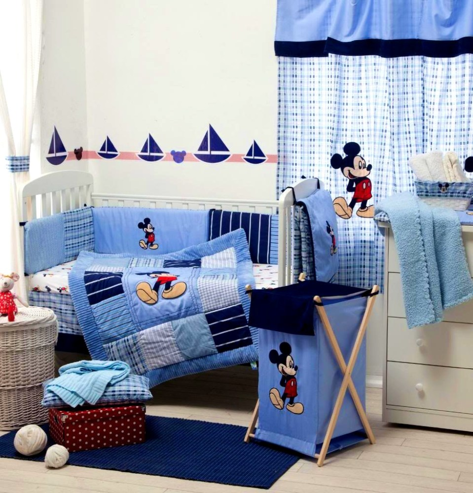 Mickey Mouse Comforter Toddler