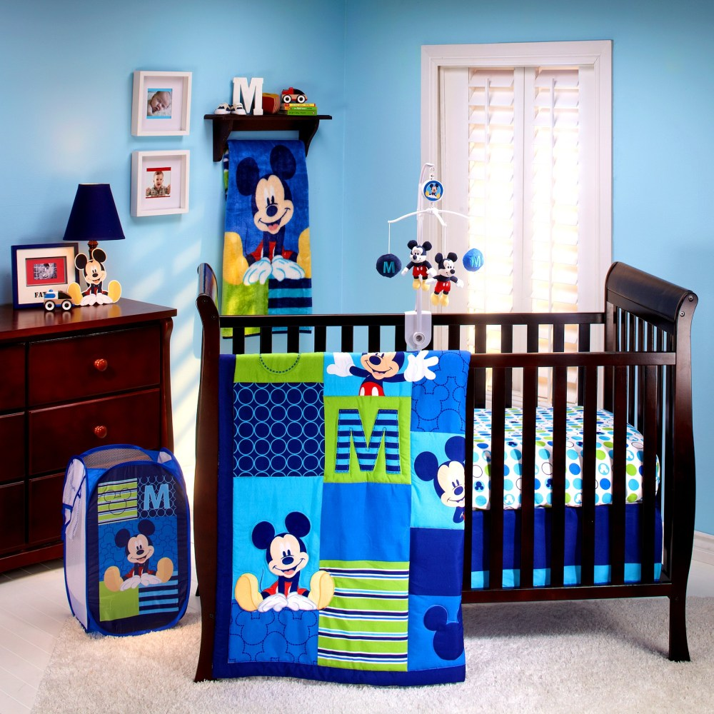 Mickey Mouse Toddler Bed Walmart
