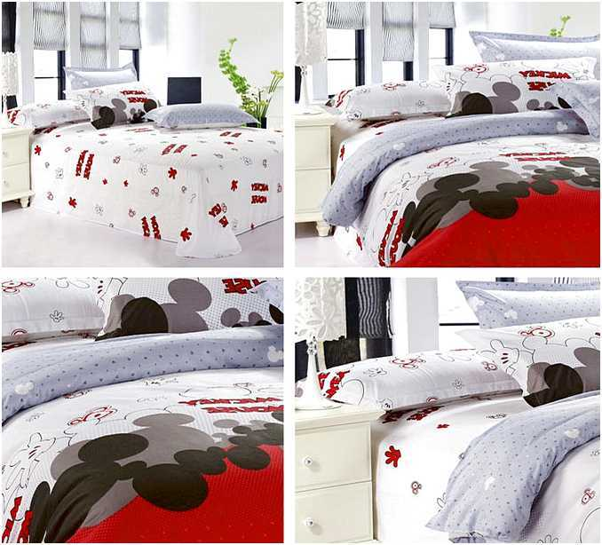 Mickey Mouse Toddler Bedding Target