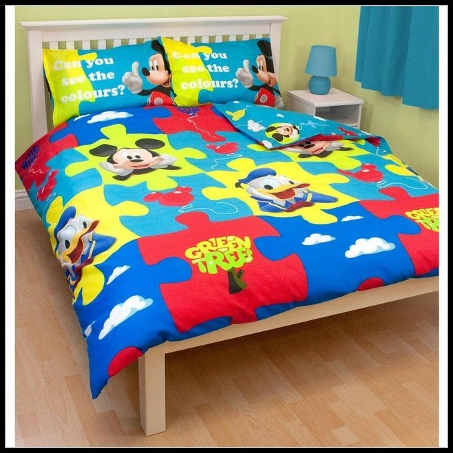 Mickey Mouse Toddler Bedding Toys R Us