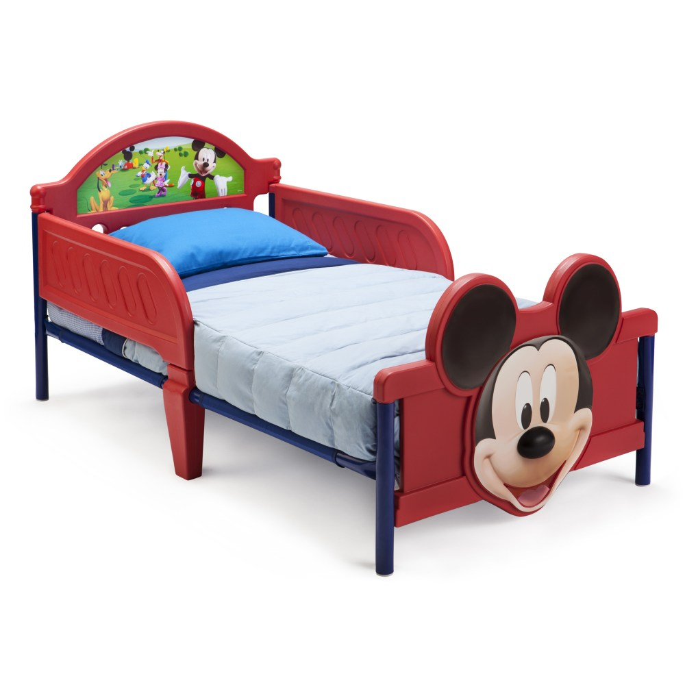Mickey Toddler Bed Reviews