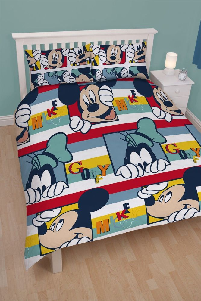Mickey Toddler Bed Set