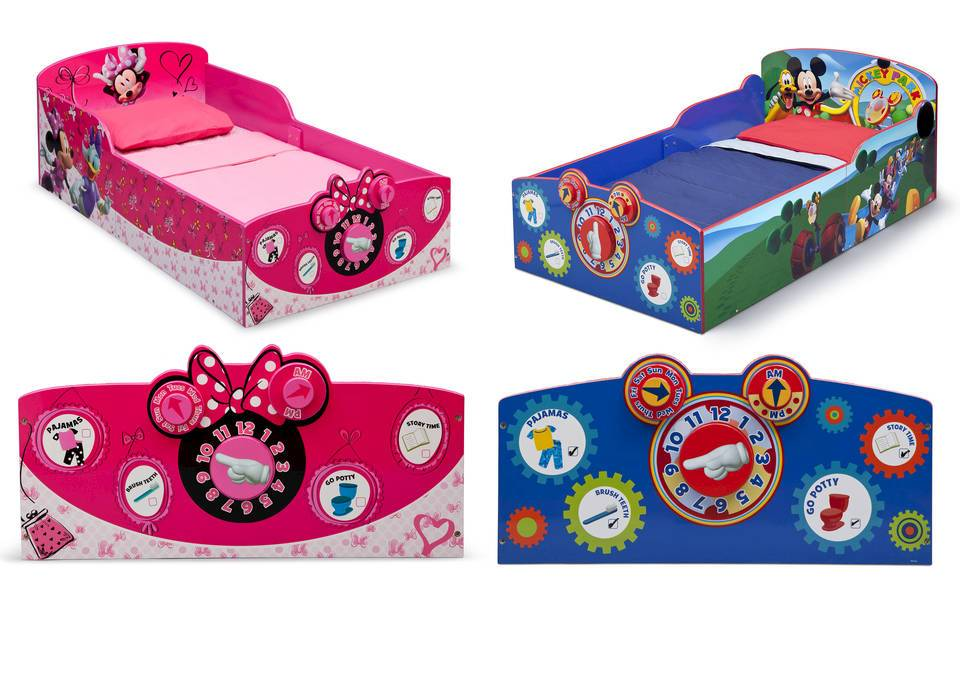Mickey Toddler Bed Target