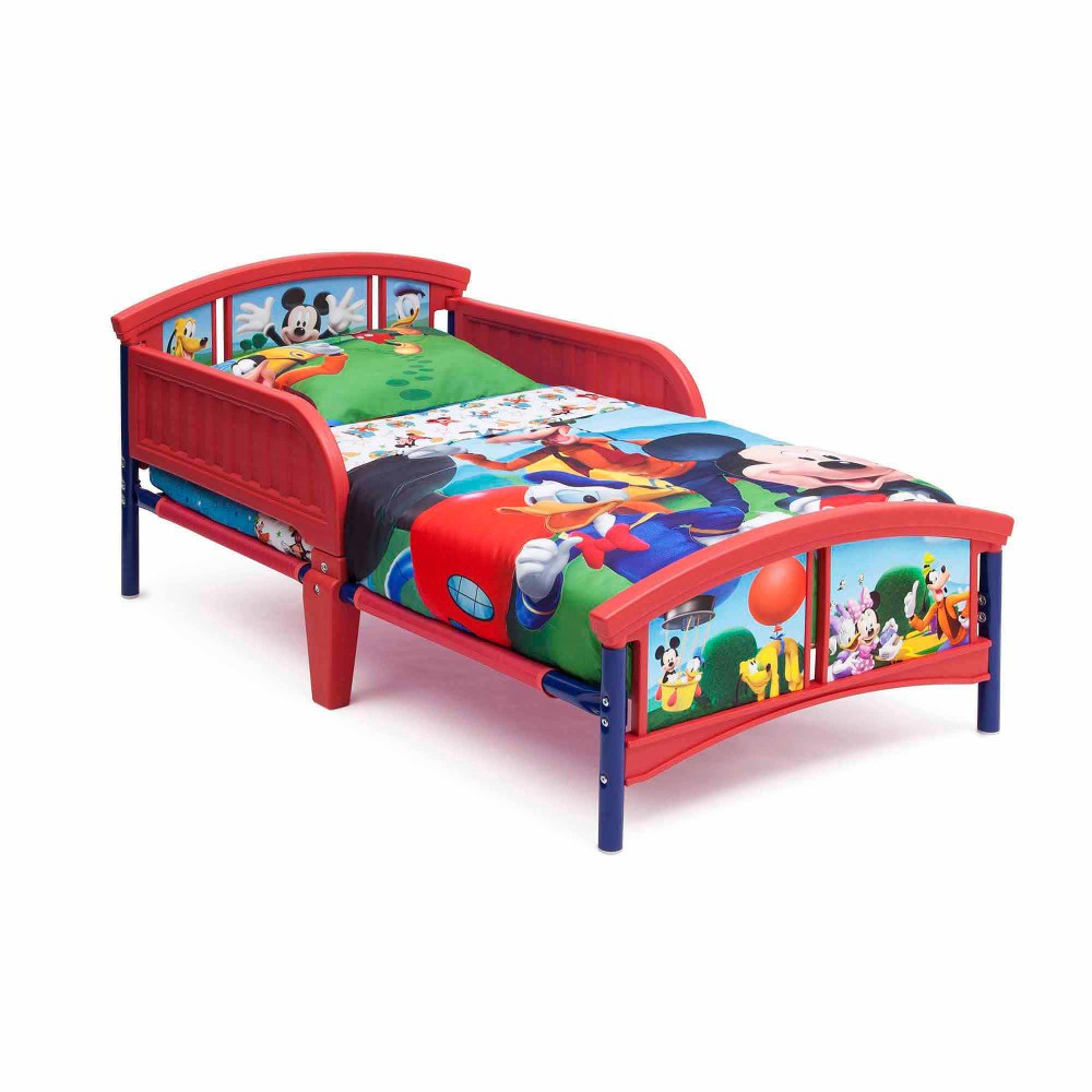 Mickey Toddler Bed Walmart