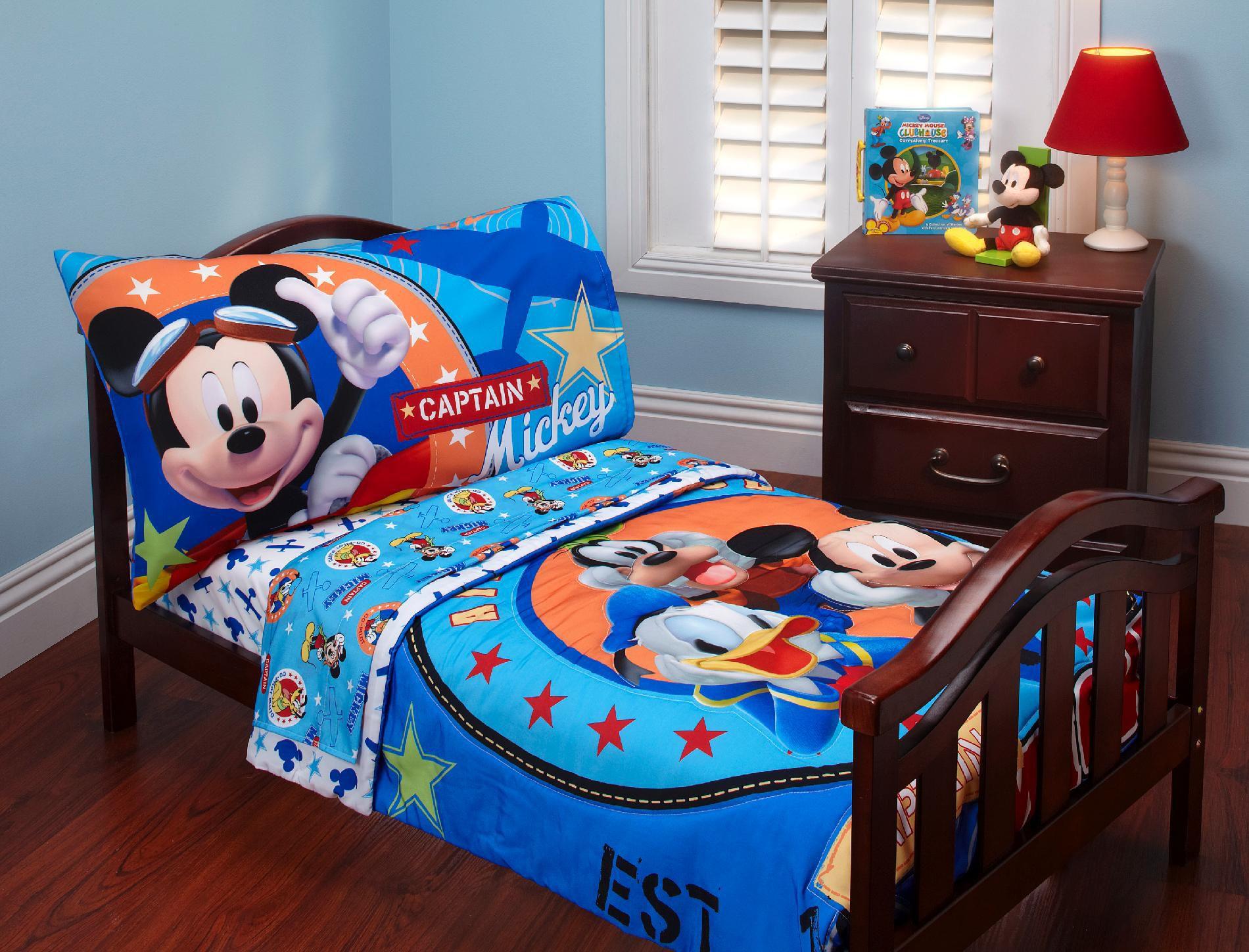 Mickey Toddler Bedding