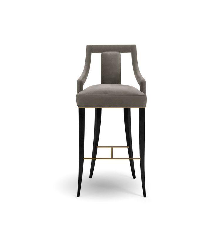 Mid Century Modern Bar Chairs