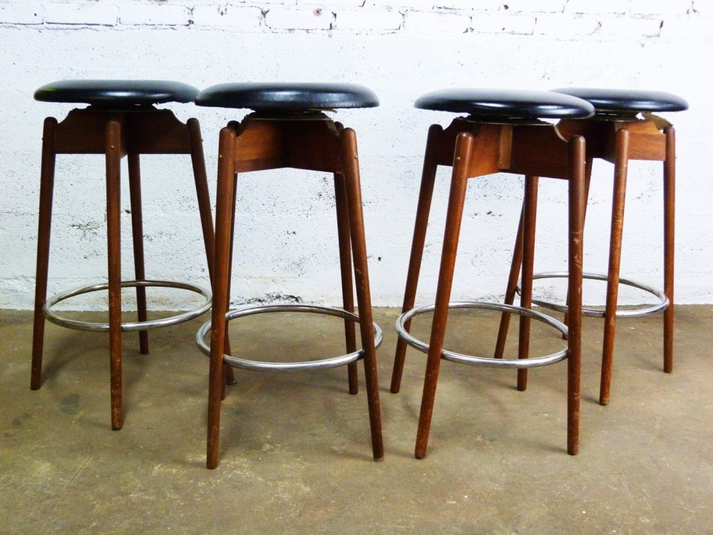 Mid Century Modern Furniture Bar Stools