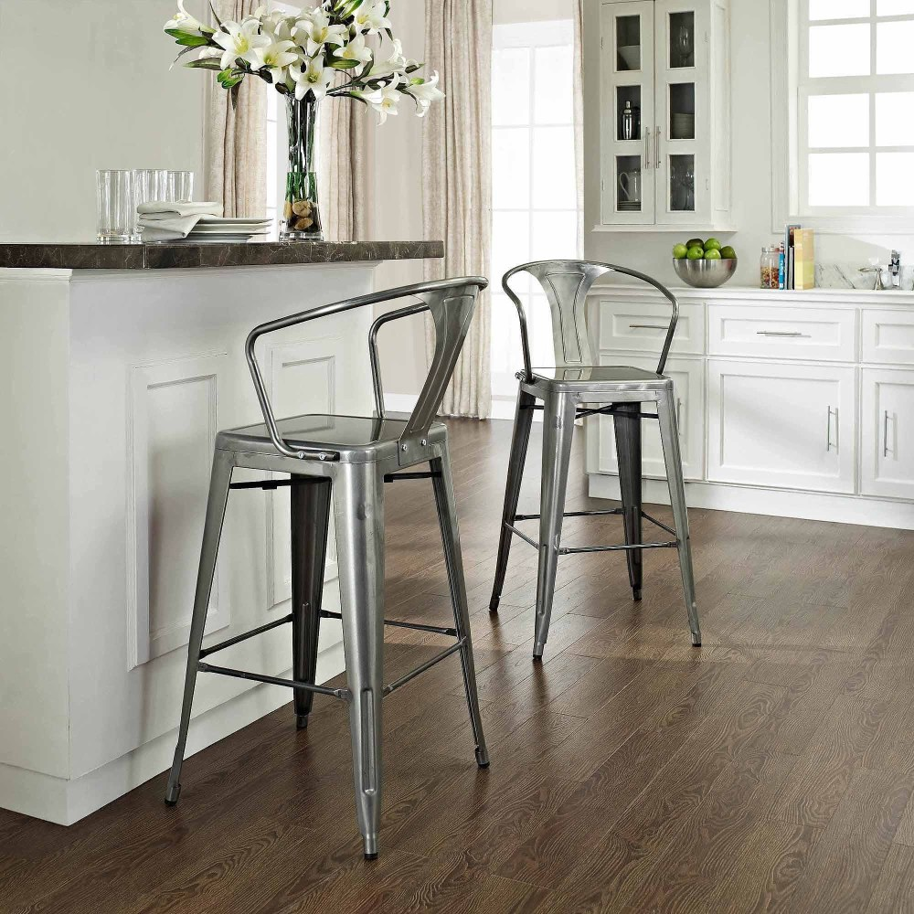 Mini Bar Table With Stools