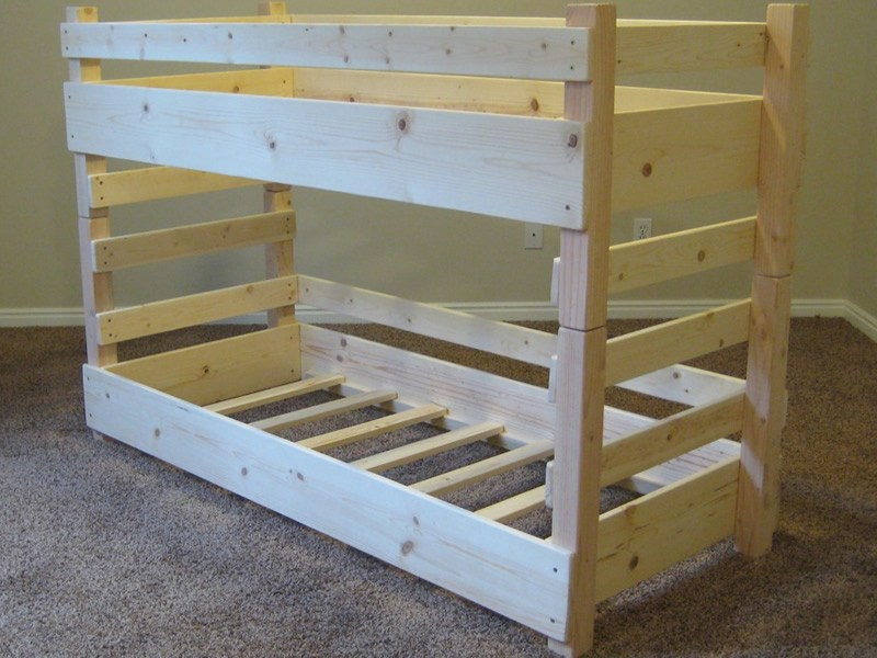 Mini Toddler Bunk Beds