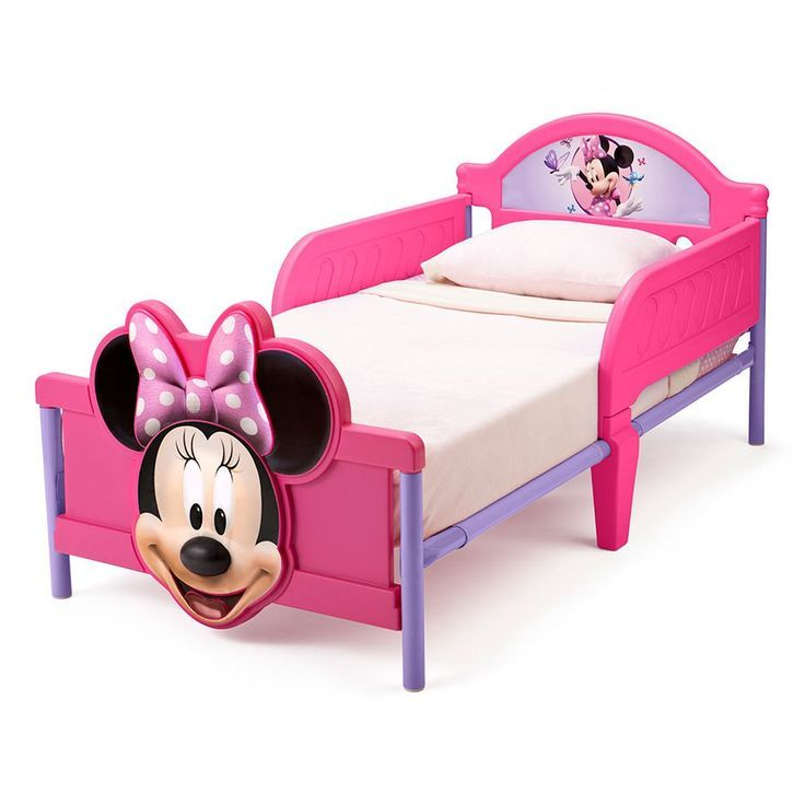Minnie Mouse 3d Toddler Bed Australia