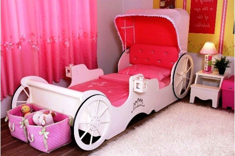 Minnie Mouse Bed Set For Toddlers