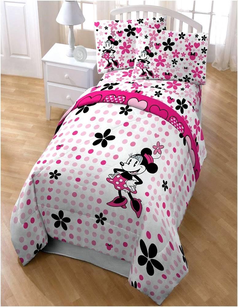 Minnie Mouse Bowtique Toddler Bed Set