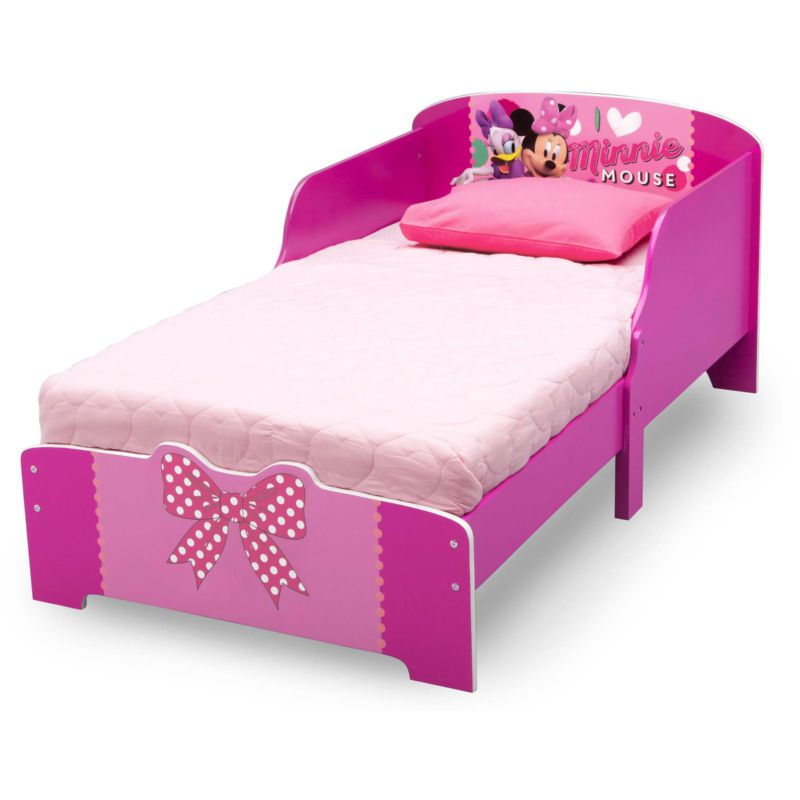 Minnie Mouse Toddler Bed Size
