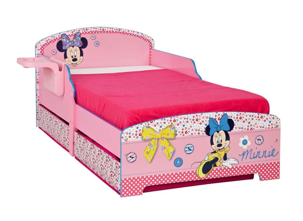 Minnie Mouse Toddler Bed With Canopy Uk