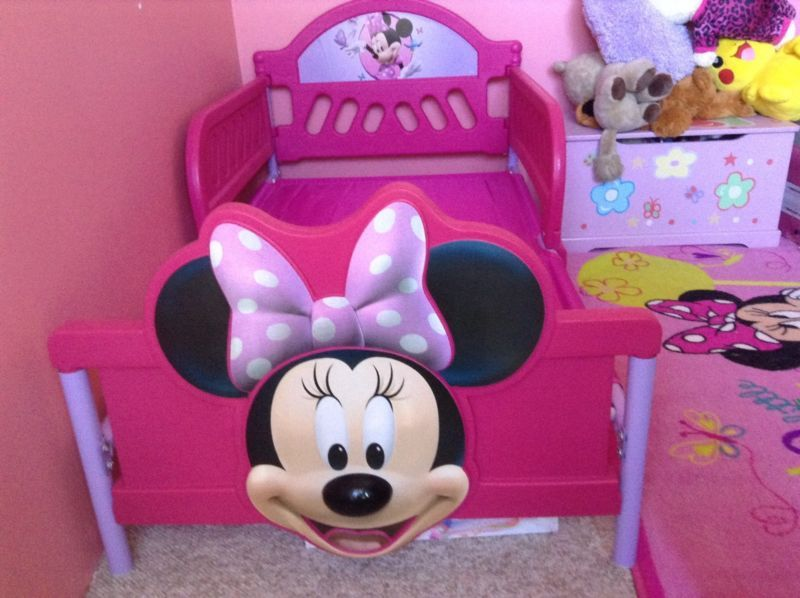 Minnie Mouse Toddler Bedding Australia