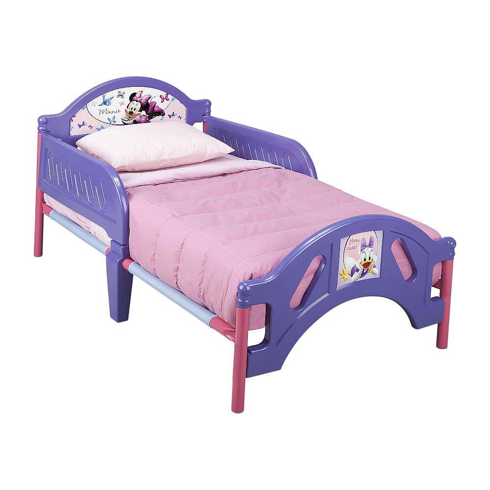 Minnie Toddler Bed 3d