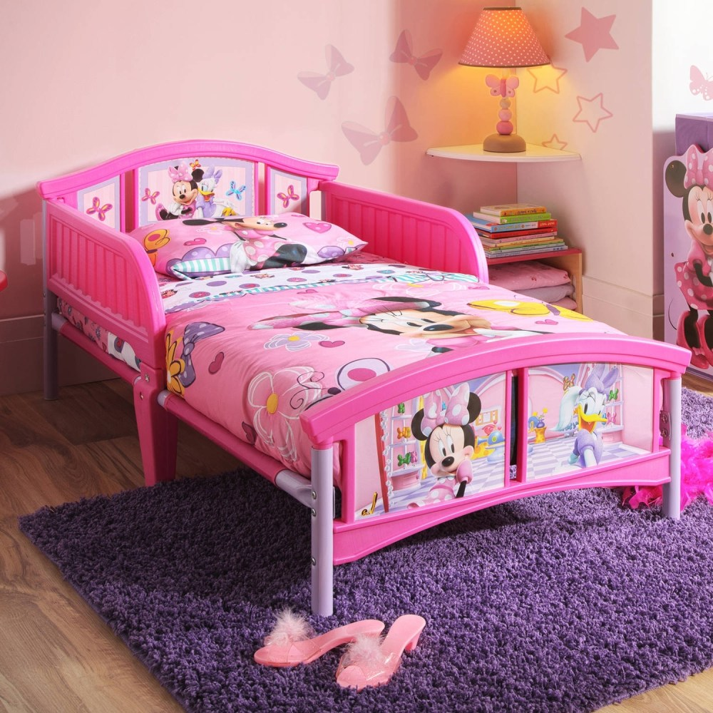 Minnie Toddler Bed Walmart
