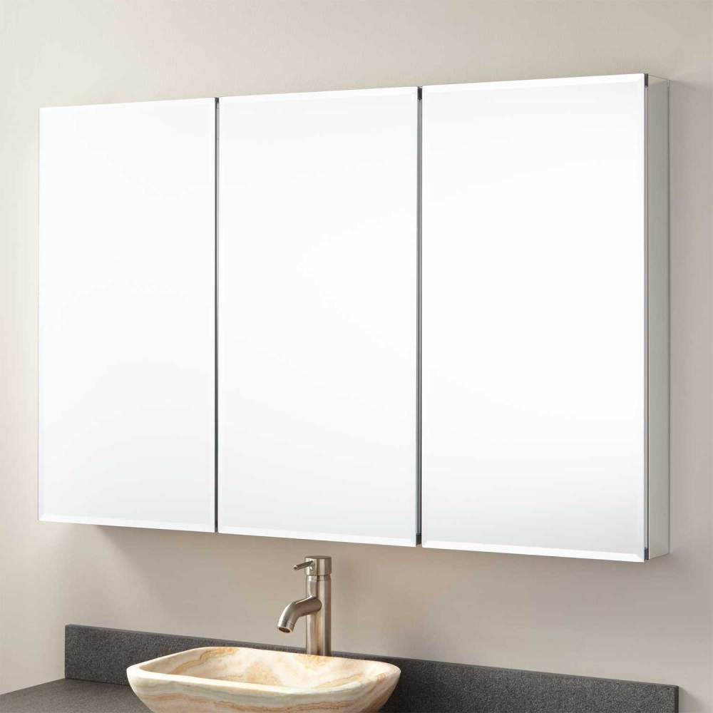 Mirror Medicine Cabinet Surface Mount