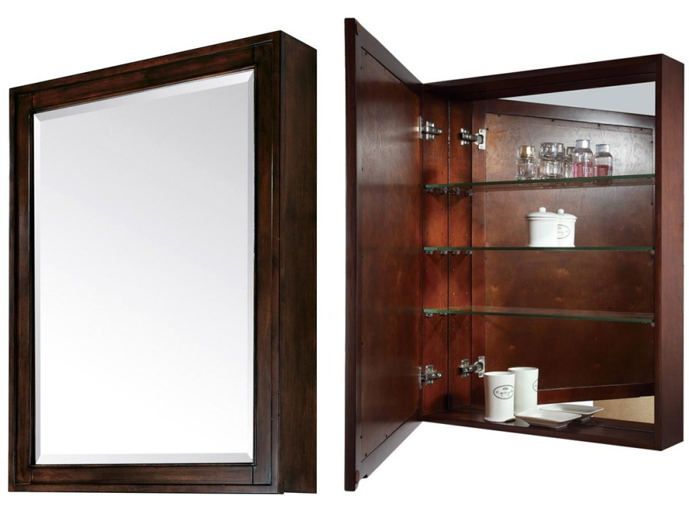 Mirror Medicine Cabinet Wall Mount