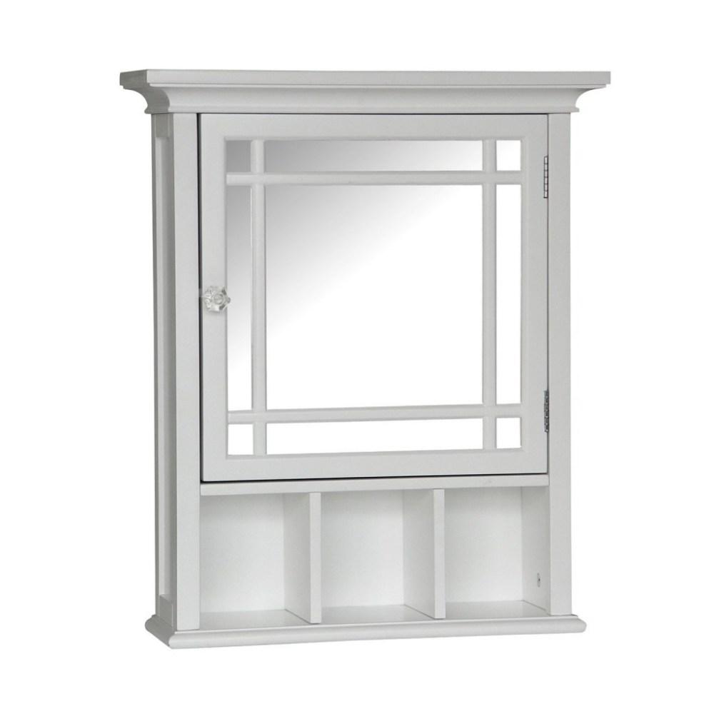 Mirrored Medicine Cabinet Walmart