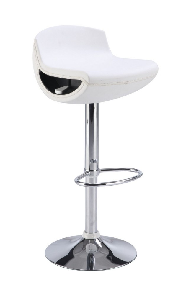 Modern Bar Stools White