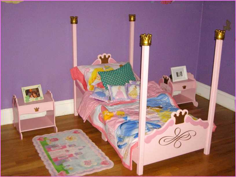 Modern Toddler Bed Australia