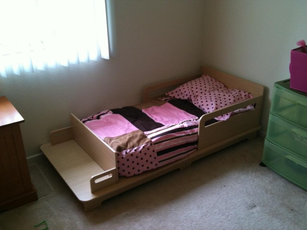 Modern Toddler Bed Kidkraft