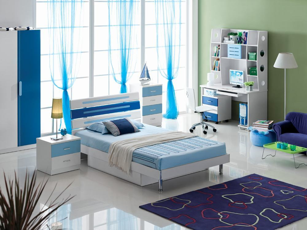 Modern Toddler Bedroom Furniture