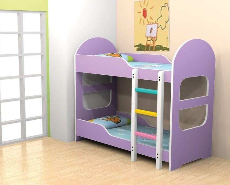 Modern Toddler Bunk Beds