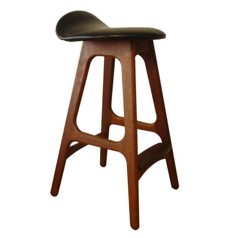 Modern Wood Bar Stools