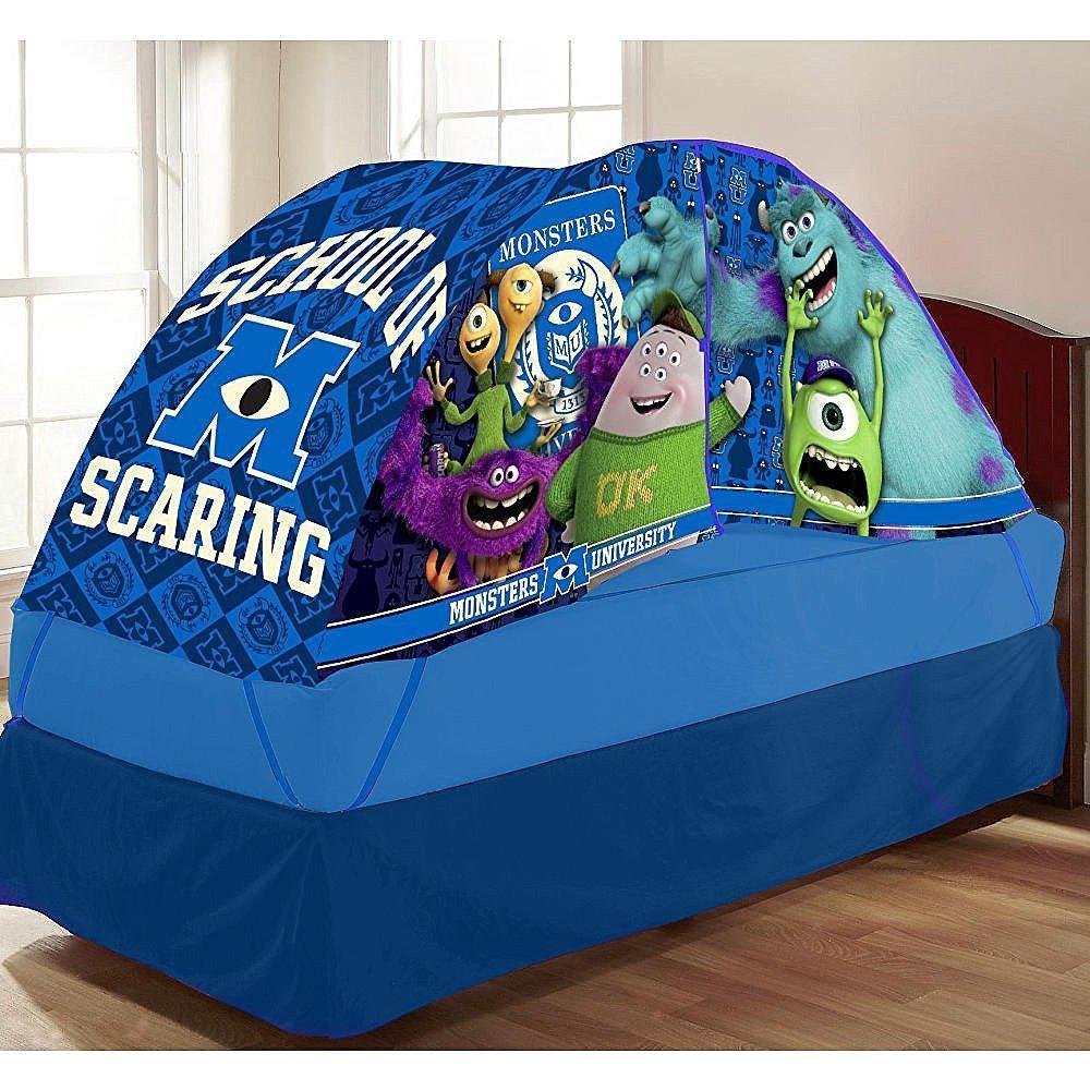 Monsters Inc Toddler Bedroom