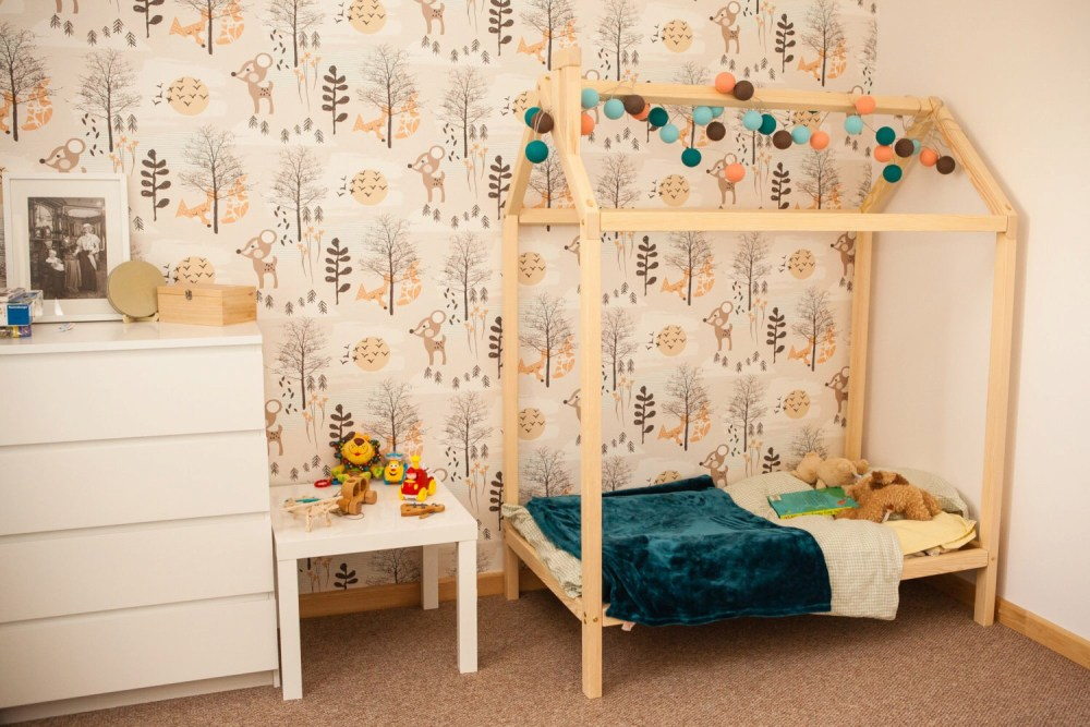 Montessori Toddler Bed Frame
