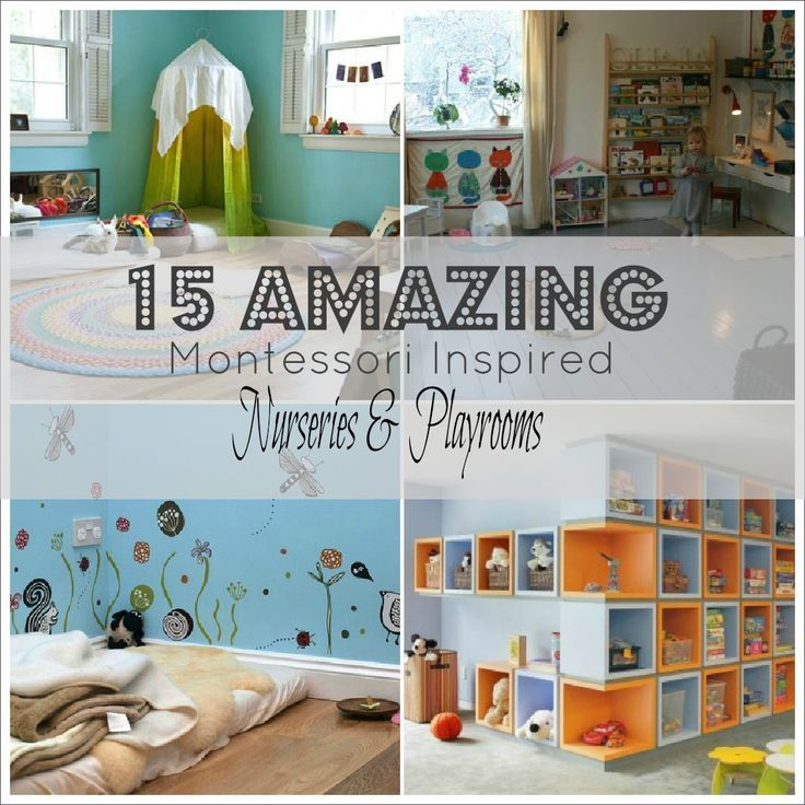 Montessori Toddler Bedroom Ideas