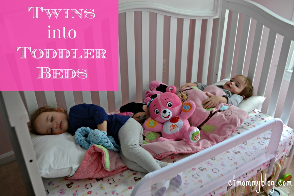 Moving Toddler To Twin Bed