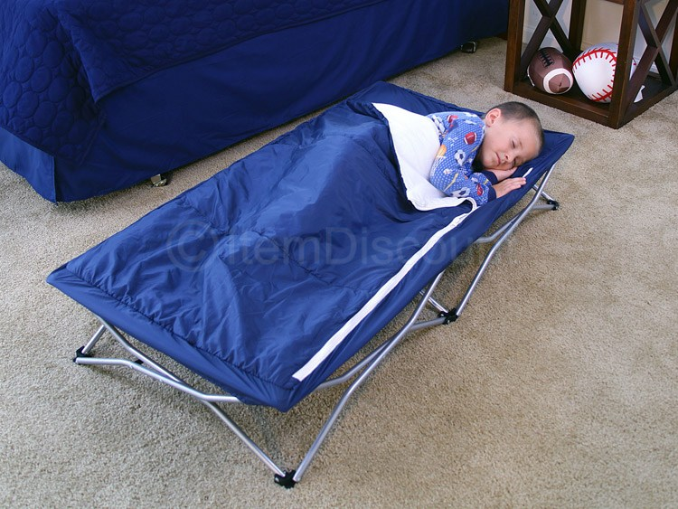 My Cot Deluxe Portable Toddler Bed