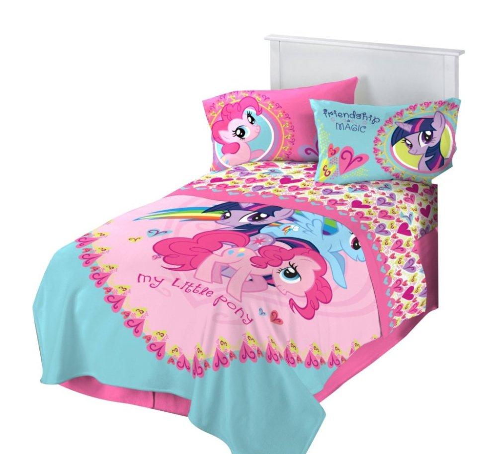 My Little Pony Canterlot Toddler Bedding
