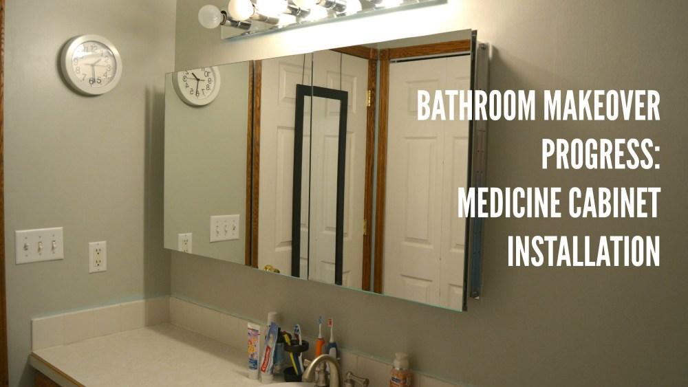 Narrow Medicine Cabinets Recessed