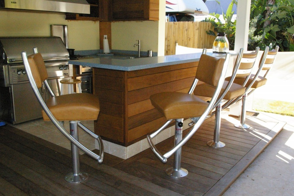 Nautical Bar Stools