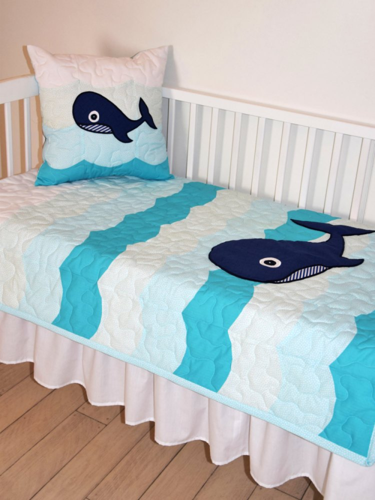 Nautical Childrens Bedding