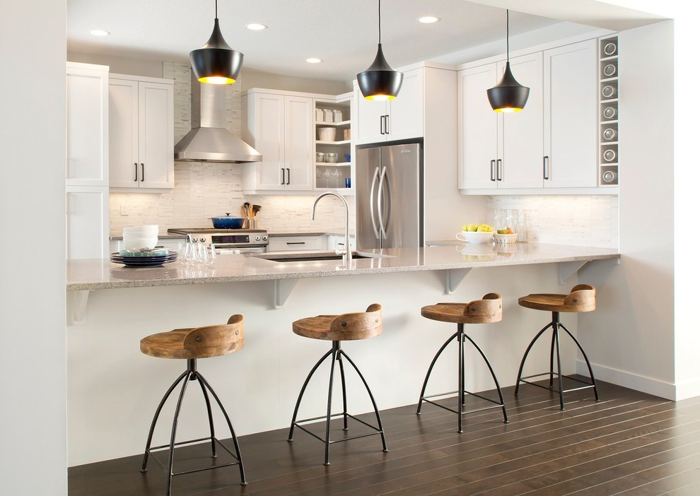 Nautical Kitchen Bar Stools