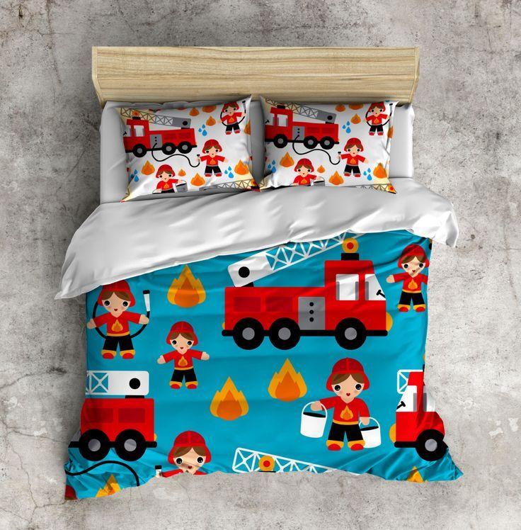 Navy Toddler Boy Bedding