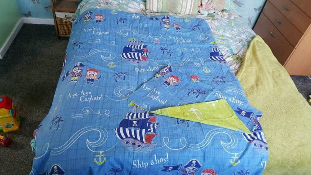 Next Pirate Toddler Bedding