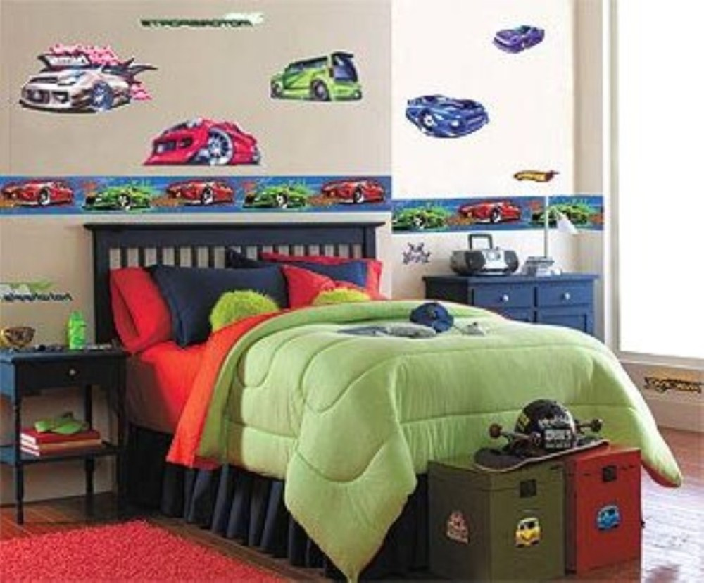 Ninja Turtle Toddler Bed