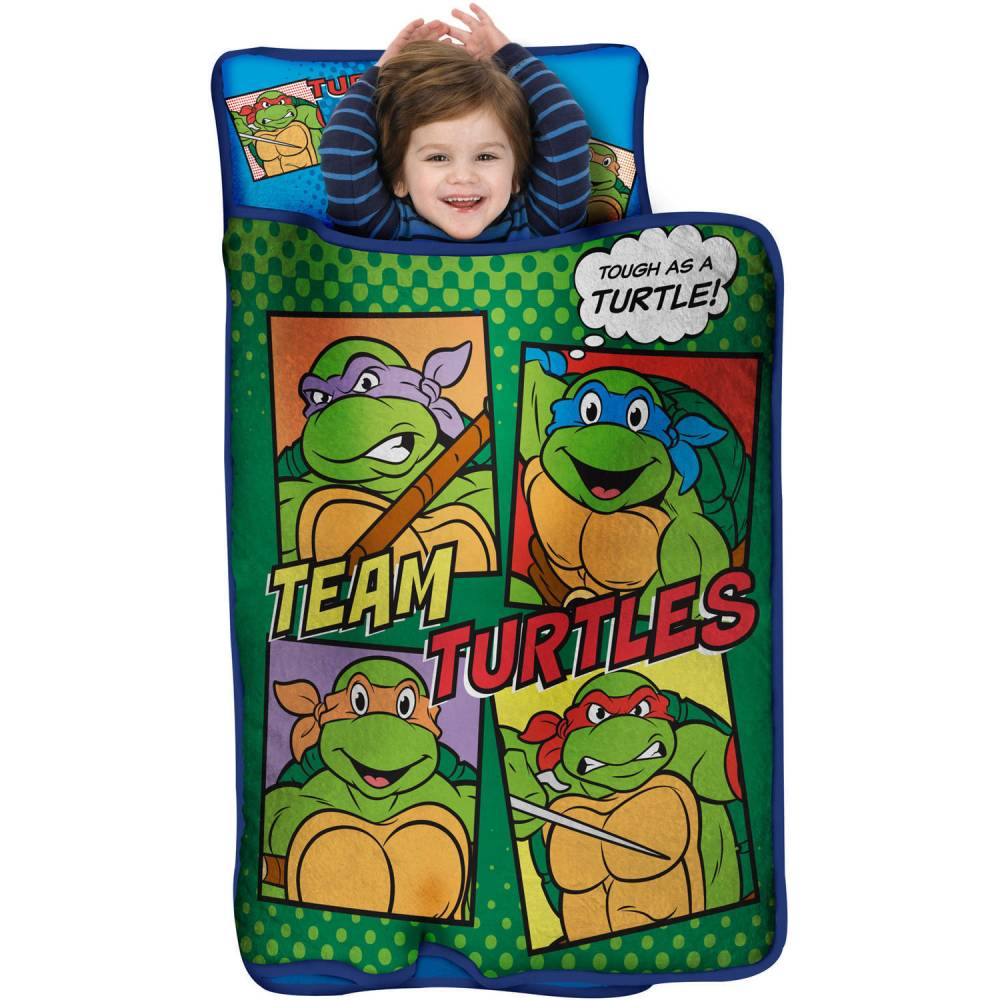 Ninja Turtles Toddler Bed Bundle