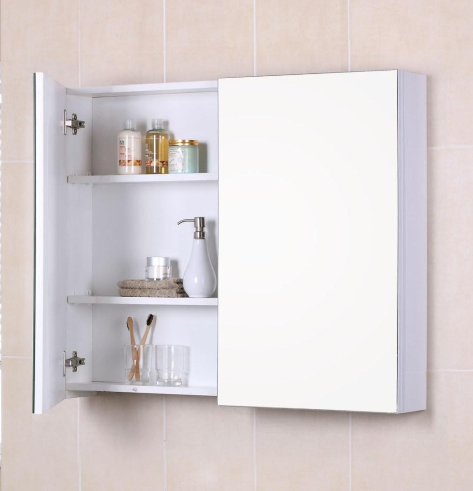 No Mirror Medicine Cabinet Recessed